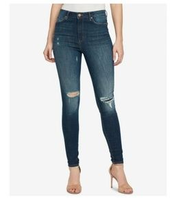 William Rast 28 High Waist Sculpting Skinny Jeans